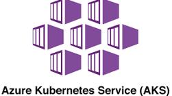 Azure Kubernetes Service Logo