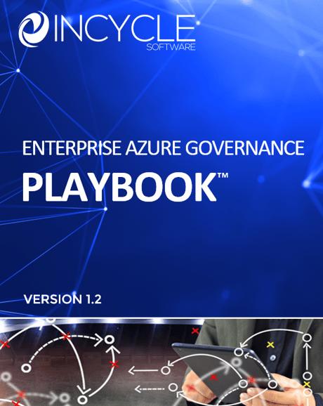 Enterprise Azure Governance Playbook Cover